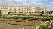 stock photo of versaille  - The Palace of Versailles - JPG