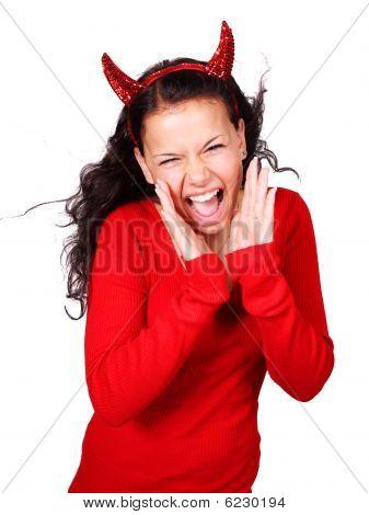 Screaming Devil