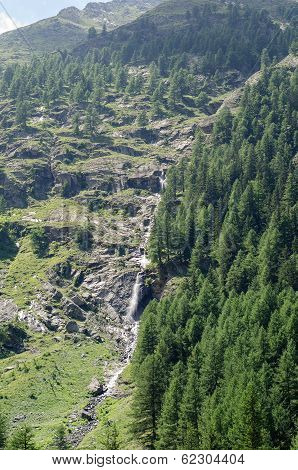torrente alpino