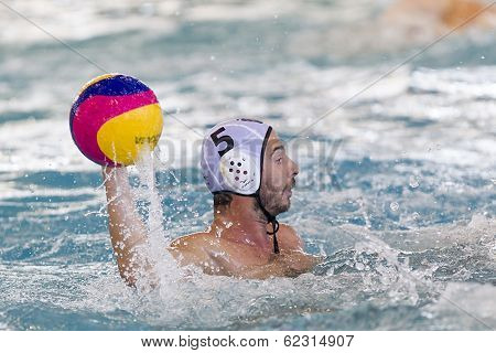 Paok Vs Vouliagmeni Water Polo