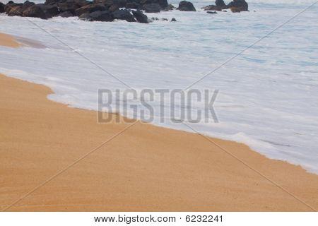 Surf On Beach