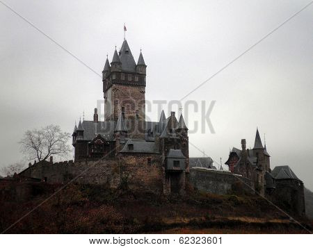 Beautiful Castle In Germany