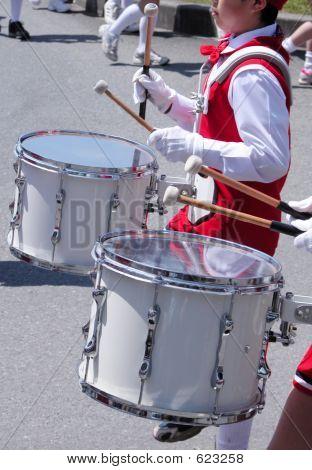 Fanfare Drummers