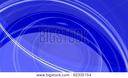 Blue Abstract Eye