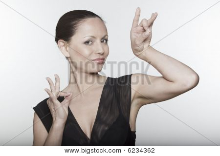 Indonesian Gesture