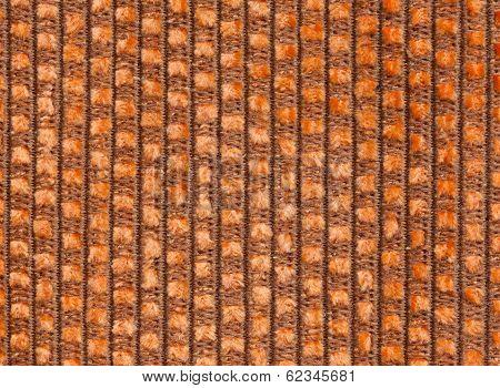 Orange String Base With Orange Fur