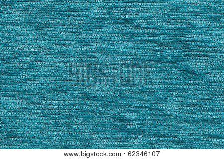 Light Blue Fur And Light Gray Strings
