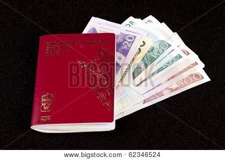 Passport, Sweden, Swedish