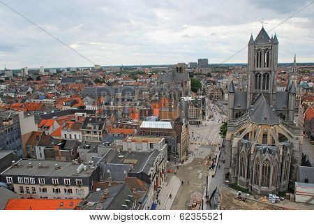 Gent Cityscape, Belgium