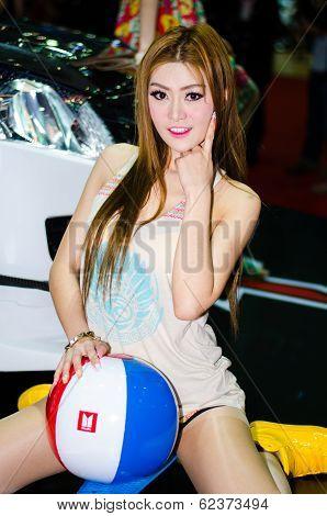 The 35Th Bangkok International Motor Show 2014