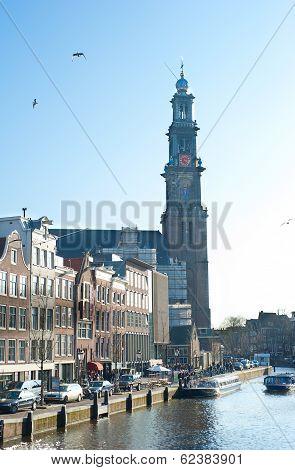 Western Church, Amsterdam