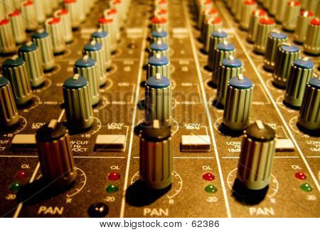 Vintage Sound Board