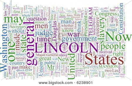 Word Cloud - Early American Politics