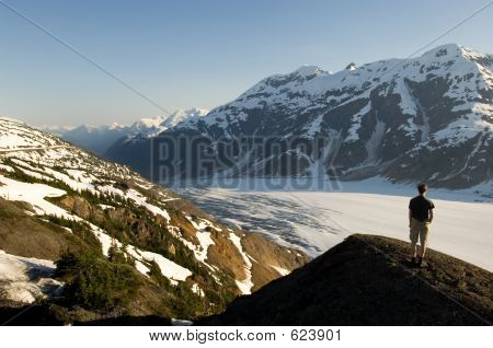 Salmon Glacier, Alaska