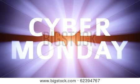 Illuminated Cyber Monday