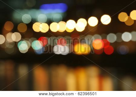 De-focused Lights