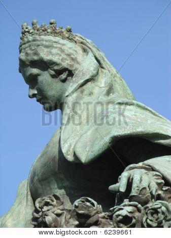 Statue of Empress Elisabeth (Sissi)