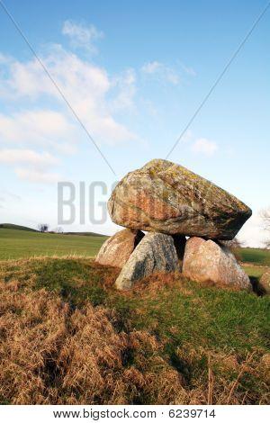 Stone Age Grave Denmark