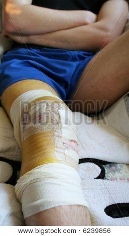 Injury Knee Bandages