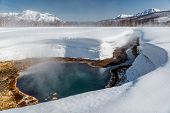 Griffin Ivanova, Hot Spring In The Nalichevo National Park. Unesco World Heritage Site. Kamchatka, F
