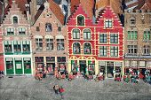 Bruges City Center, Belgium