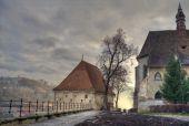 Medieval Sunset poster
