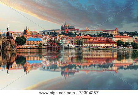 Prague Castle, Czech Republic, Hradcany