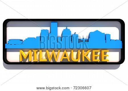 Milwaukee USA logo