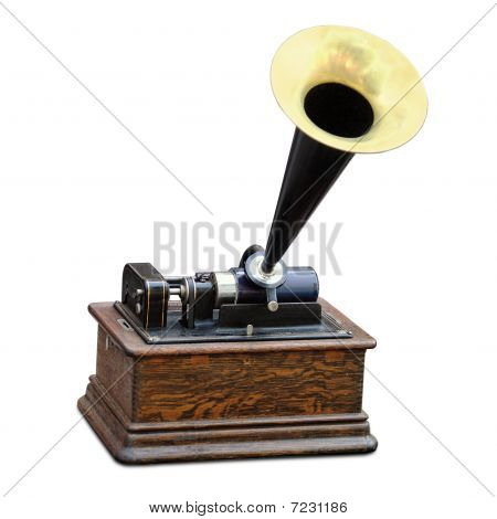 Edisson Phonograph