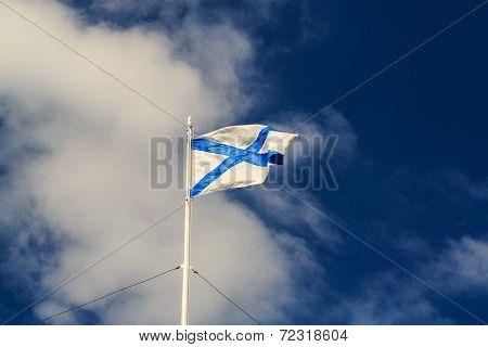 Flag Of St Andrew