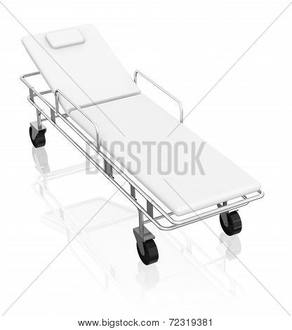 the stretcher