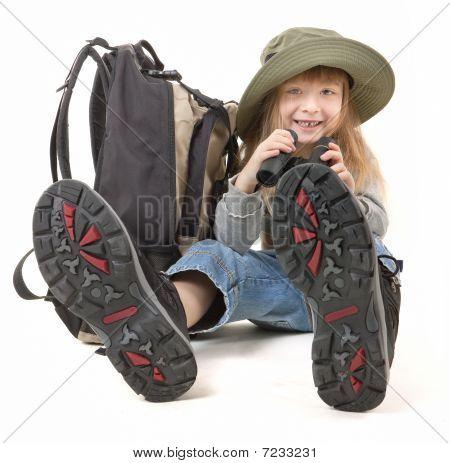 Baby Girl - Tourist