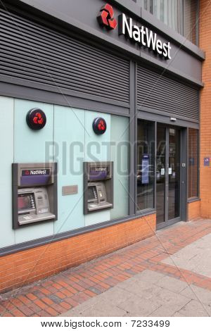 Bank In England