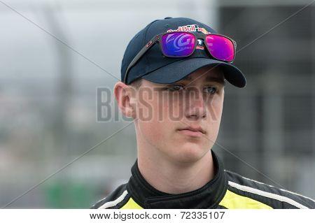Austin Cindric Rally Driver