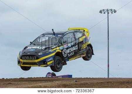 Patrik Sandell Rally Driver