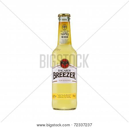 Bacardi Breezer Pineapple Rum cooler