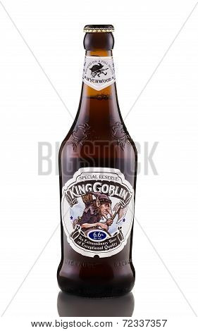 Wychwood King Goblin Special Reserve Beer
