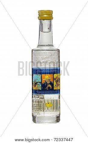 Miniature Bottle Of Vincent Van Gogh Vodka