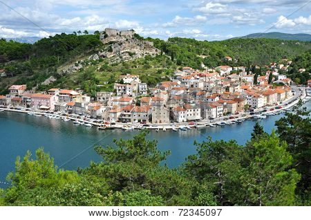 Novigrad Fisher Village, Croatia