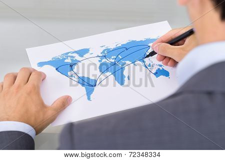 Global Business Concept