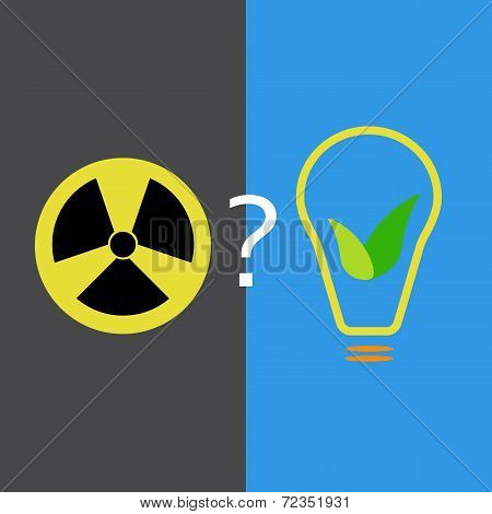 Atomic and eco-friendly energy sources