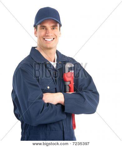Klempner Worker