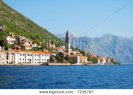 Adriatic coastline