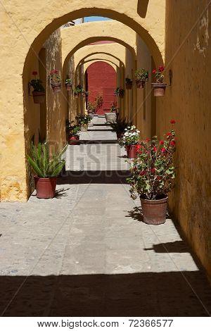 Monasterio Del Carmen