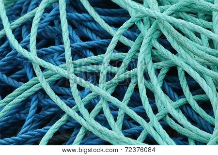 Blue Ropes