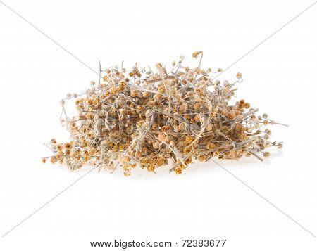 Dried Wormwood Herb Staple