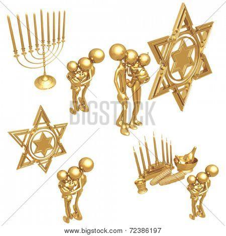 Golden Family Holiday Celebration