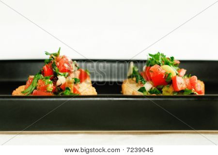 Bruschetta  Appetizers