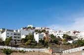 picture of asilah  - in northern Morocco there is a beautiful town called Tangier - JPG