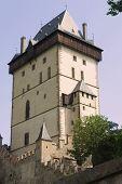 picture of bohemia  - Karlstejn Castle  - JPG